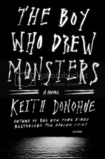 Waiting on Wednesday – The Boy Who Drew Monsters by Keith Donohue