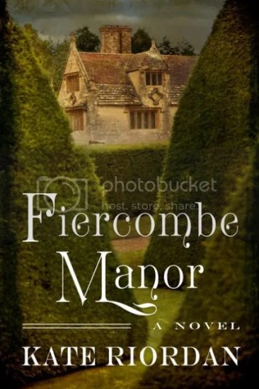 Waiting on Wednesday – Fiercombe Manor by Kate Riordan
