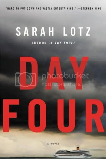 Waiting on Wednesday – Day Four: A Novel by Sarah Lotz
