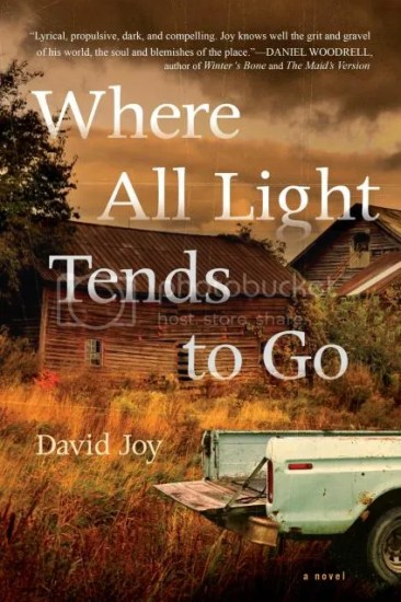 Waiting on Wednesday – Where All Light Tends to Go by David Joy