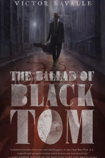 Waiting on Wednesday – The Ballad of Black Tom by Victor LaValle
