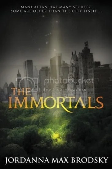 Waiting on Wednesday – The Immortals (Olympus Bound #1) by Jordanna Max Brodsky