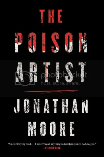 Waiting on Wednesday – The Poison Artist by Jonathan Moore