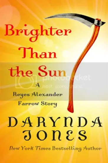 Waiting on Wednesday – Brighter Than the Sun (Charley Davidson #8.5) by Darynda Jones