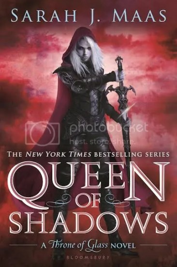 Release Day Blitz – Queen of Shadows by Sarah J. Maas