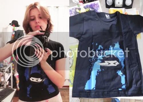 Camiseta LinkNinja