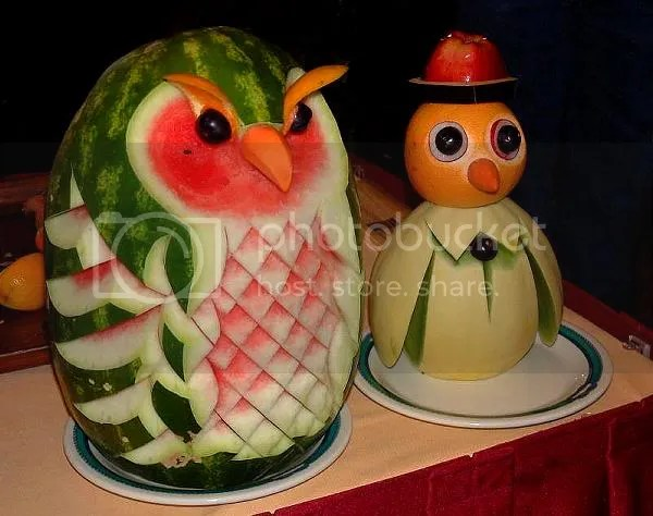 Amazing Food Carving