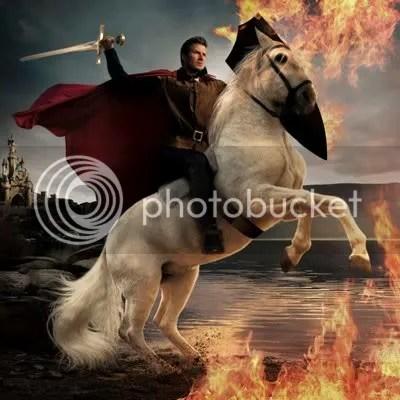 Mas um dia ele chega no cavalo branco ou a pé mesmo. Who Knows! É melhor estar atento.