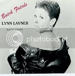 Lynn Lavner é uma comediante americana e cantora do Brooklin, Nova York. A maior parte do seu material é baseado em volta dos fatos que ela é judaica e  lésbica.