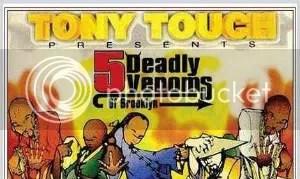 5 deadly venoms of brooklyn