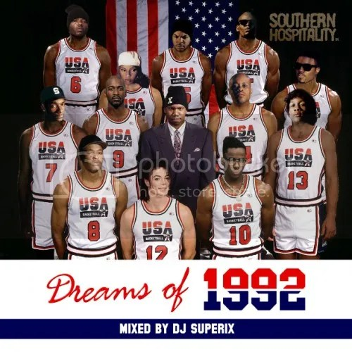 dreams of 1992 cover