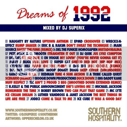 dreams of 1992 back