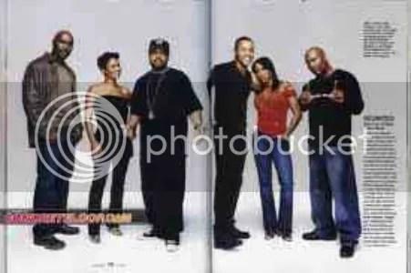 cast of Boyz N the hodd