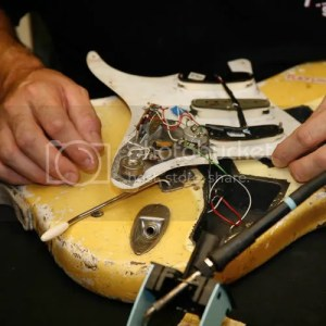 Yngwie Tribute Guitar | The Gear Page