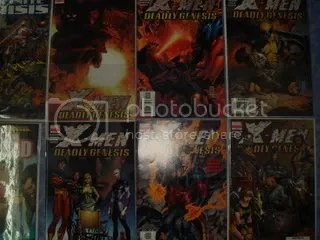 xmen deadly genesis complete series