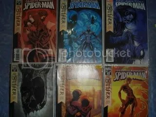 spiderman evolve or die 1-12 issue