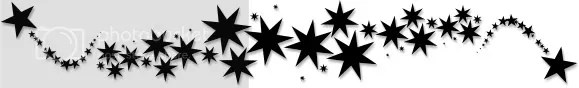 Image result for black star border