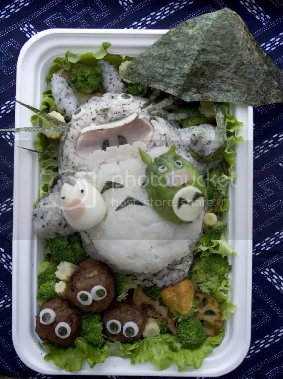 TOTORO IS HAPPY TO SEE YOU!