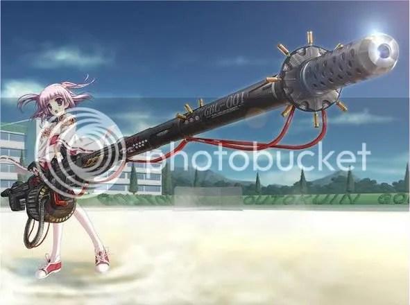 Giant Gun