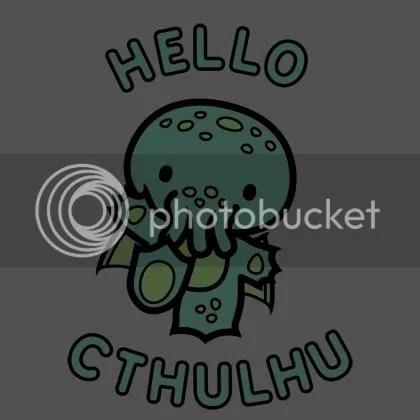 Hello Cthullu