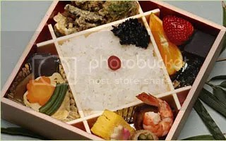 A nice, if plain, obento box