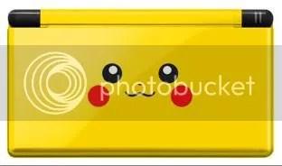 Pikachu DS B