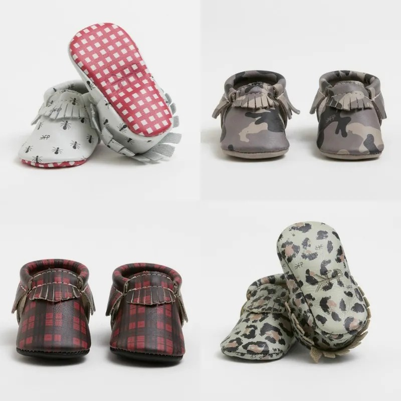 Freshly Picked original leather moccasins: Amazing styles for kids + babies