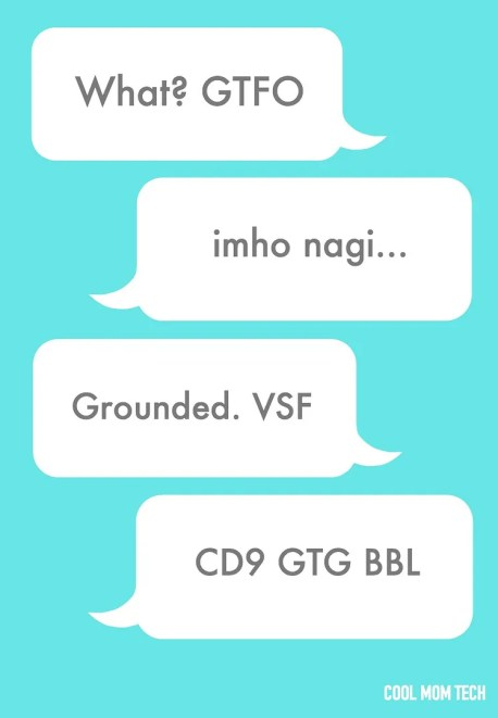 Image result for abbreviation game on text