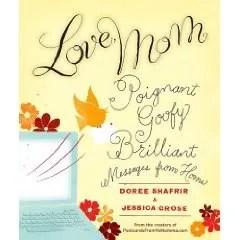 love, mom book