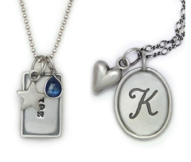 Heart And Stone Charm Jewelry Coolest Birthday Gifts For  Year Olds