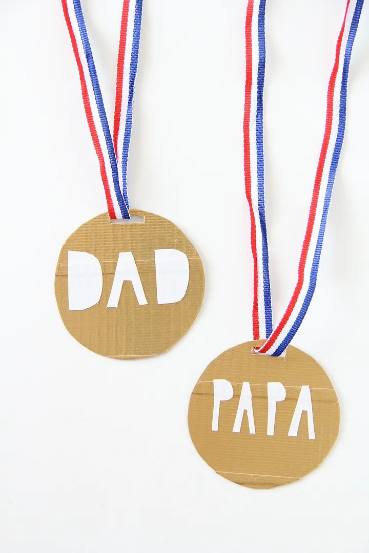20 Fantastic Ideas For DIY Fathers Day Gifts From The Kids