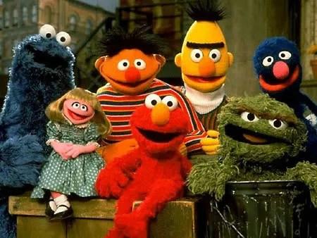 Streaming Sesame Street