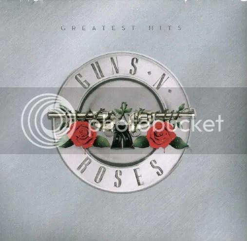 Album : Guns n' Roses - Greatest Hits - 2004. Band : Guns n' Roses