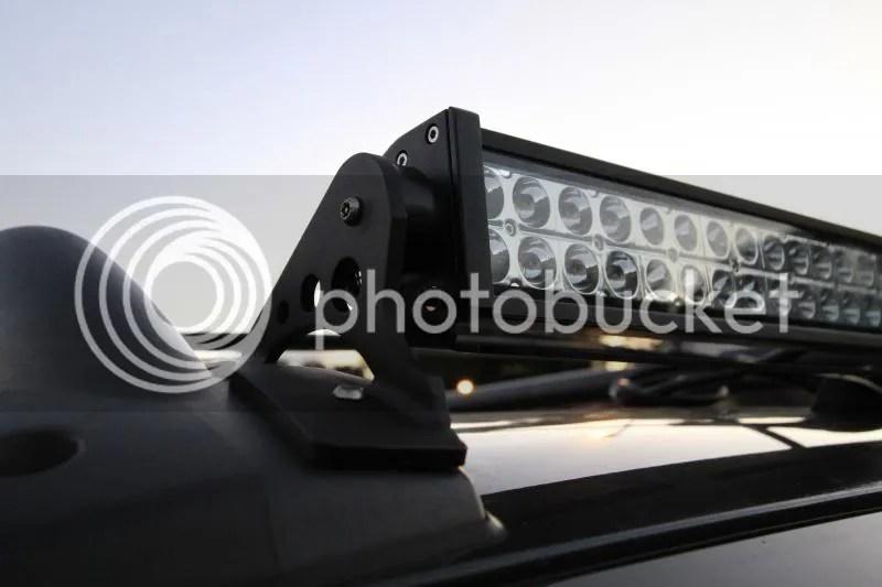 Nissan Frontier Led Light Bar