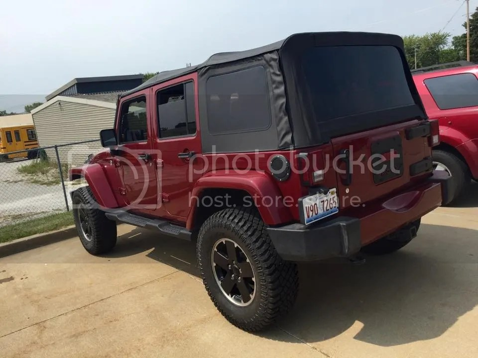 Jeep Jk Hood Led Light Bar