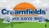 publicidad oficial creamfields 2010