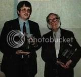 Isaac Asimov & Orson Scott Card Nebula 86