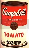Sopa Campbell´s by Warhol
