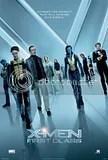 X-Men: first Class Movie Poster