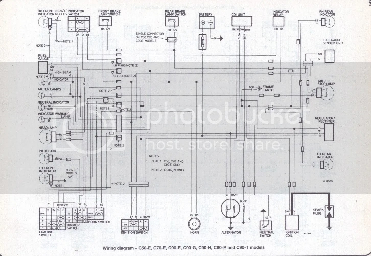 Monkey Bike Wiring Diagram Wiring Diagrams Zb Parts Needed