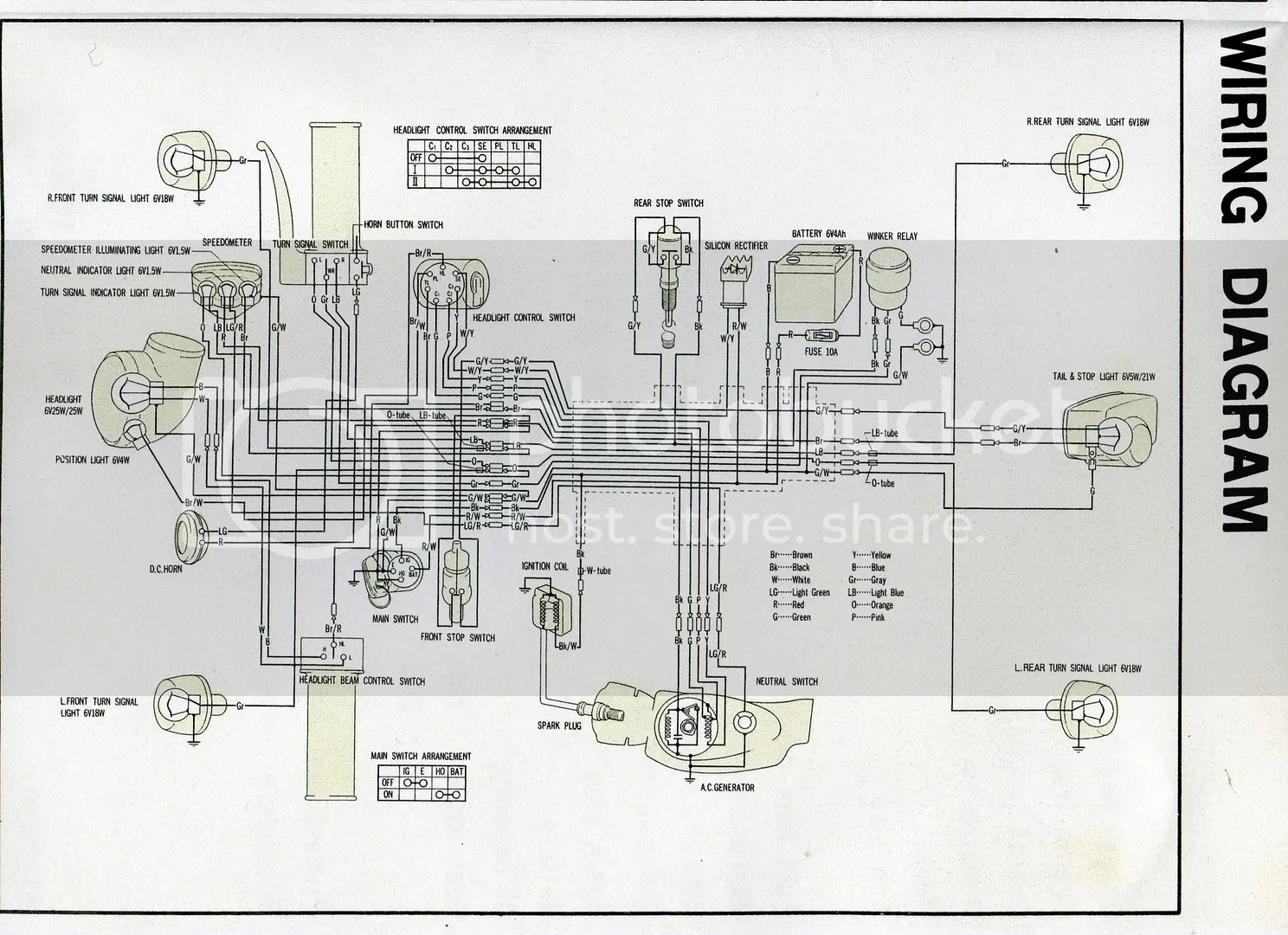 Monkey Bike Wiring Diagram E Bike Controller Wiring
