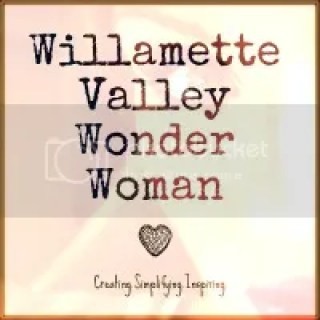 Willamette Valley Wonder Woman