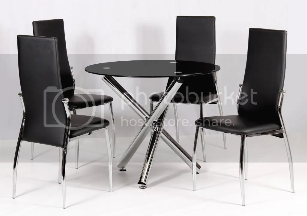 Small Square Black Glass Dining Table Small Square Clear Black Glass Dining Table And 2 Chairs Set Space Square Black Glass Amp Chrome Extending Dining Table And 4 Chairs Sharp Small Square