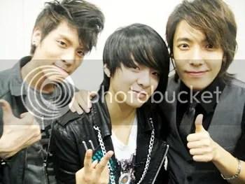 Amber,Donghae,Jonghyun