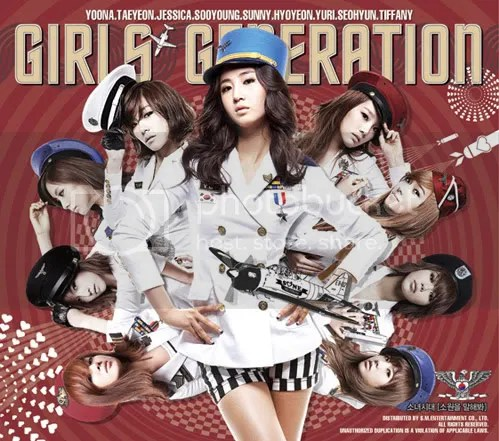 SNSD,Girls Generation