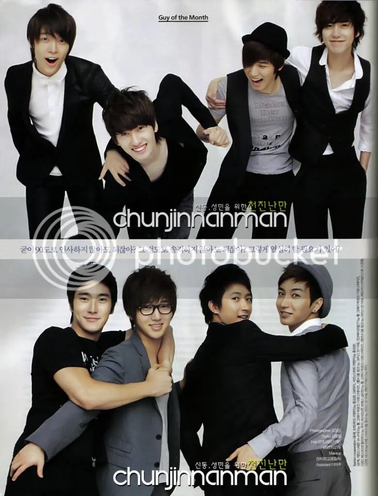 Super Junior,Yesung,Siwon,Hankyung,Leeteuk,Donghae,Sungmin,Eunhyuk,Kyuhyun