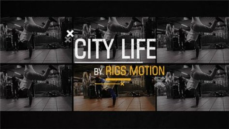 City Life // Dynamic Opener - After Effects Project (Videohive)