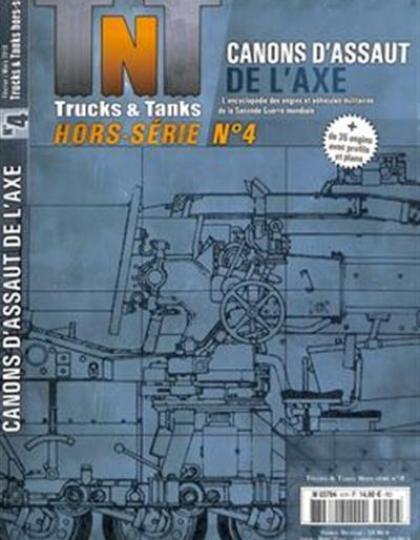 Trucks & Tanks Magazine Hors-Serie №4