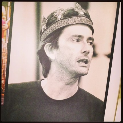 David Tennant Richard II Program