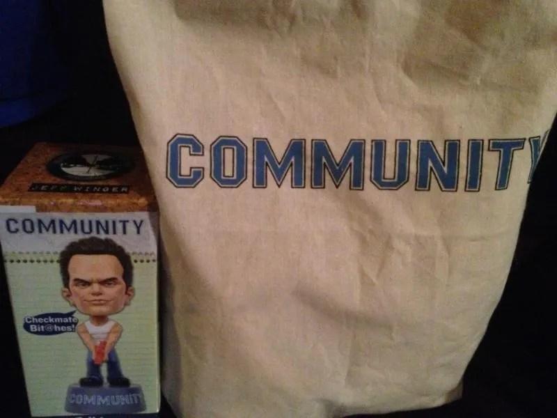 Community swag